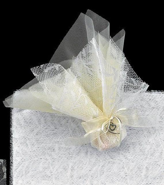 Bomboniere Matrimonio Handmade.Wedding Favors Olive Theme Ivory Bombonieres Matrimonio Etsy