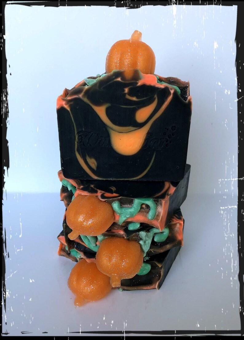 Pumpkin Spice Soap image 0