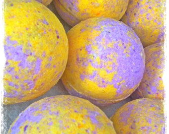 Mango Madness Bath Bomb