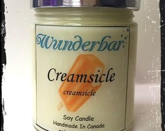 Creamsicle Soy Candle