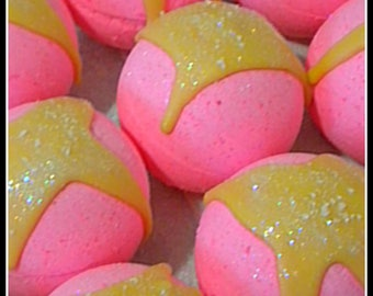 Sweet Pink Sugar Bath Bomb