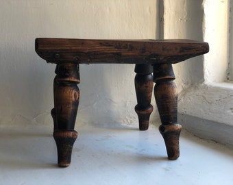 Milking stool etsy