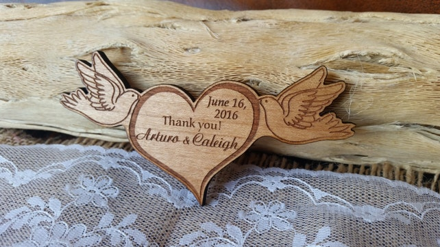 Rustic Thank You Cards Rustic Wedding Thank You Cards Wood Wedding