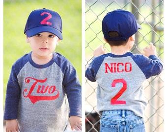 60aa8582 2nd Birthday Baseball shirt, Second birthday shirt, boys birthday shirt, baseball  tee, sports birthday party, baseball jersey