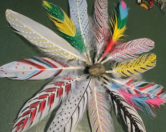 Trading Feather Clips