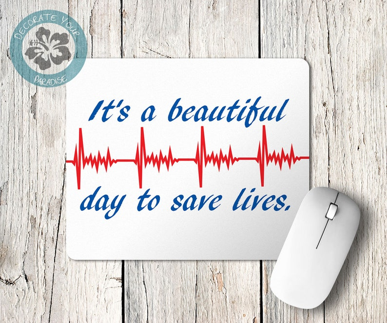 It's a Beautiful Day to Save Lives. Dr. Derek Shepherd image 0