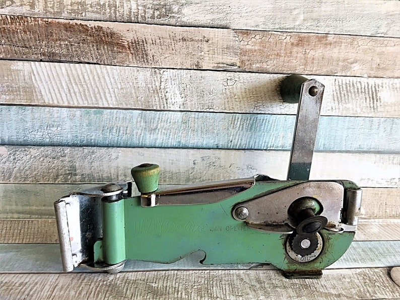 Vintage Dazey Can Opener Retro Can Opener Retro Kitchen image 0