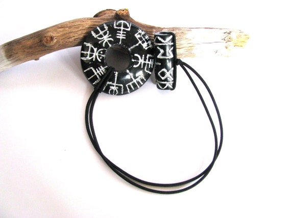 Hair tie Dreadlocks big tie Tribal dread holder Dread Rasta accessories Hippie Om Aum Ohm Ethnic lock tie Mandala dread hair jewelry gift