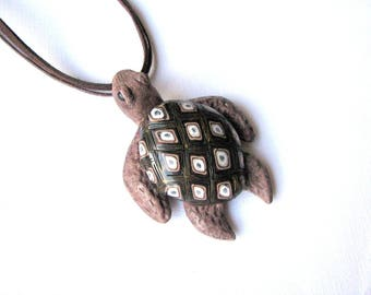 Turtle necklace, Turtle jewelry, Turtle gifts, Animal jewelry, Necklace Turtle gift, Turtle lover gift, Animal necklace, Animal lover gift
