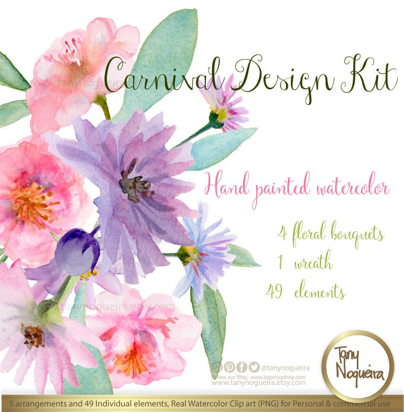 Wedding Flowers Quote: Carnival Wedding Flowers Invitations Cards Quotes