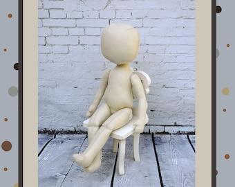 "PDF, Cloth Doll Pattern 14 "" , Soft Doll Pattern"