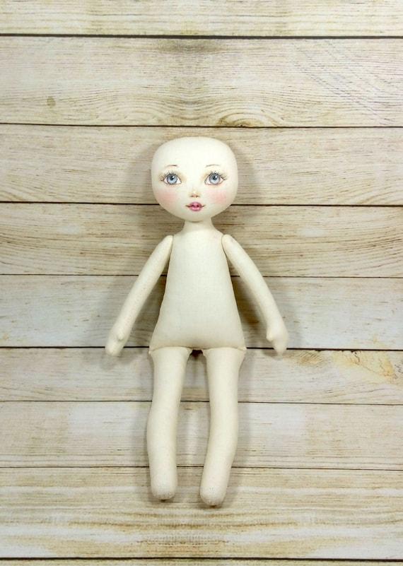 Exblue Corpi per Bambole in Legno 10 Pezzi 65 mm Non finiti Forme per Persone Corpi in Legno per Persone Bambole di Angelo per Artigianato Fai da Te Femmina