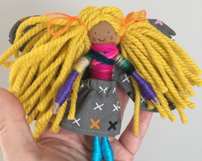 Wee Fairy Doll
