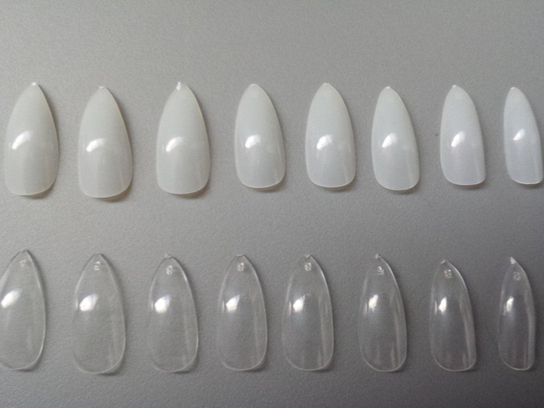 24 Stiletto Nails Press On Nails Glue On Nails Pointy Etsy
