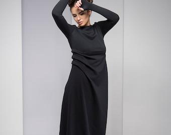 9d51c71c750b0 Gothic maxi dress