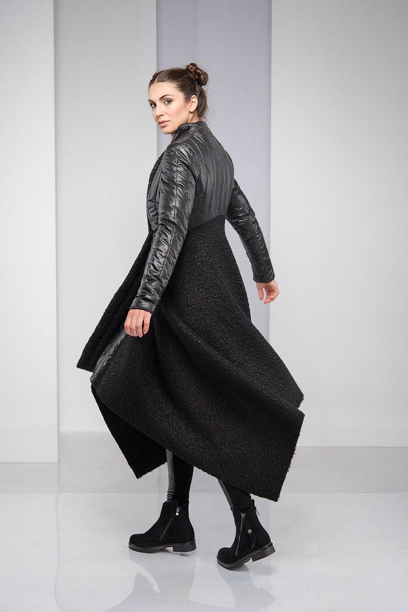 Womens Coat Plus Size Coat Gothic Clothing Winter Coat | Etsy