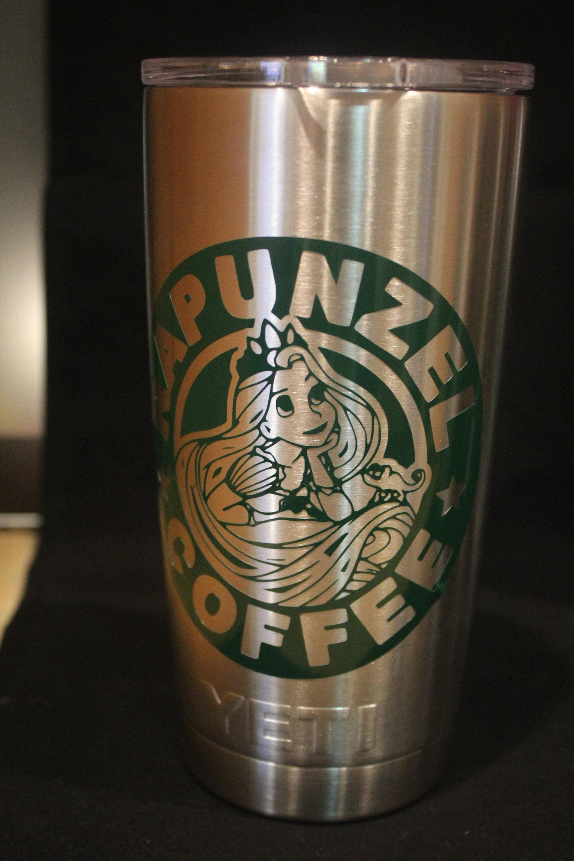 Yeti Travel Coffee Cups Princesses