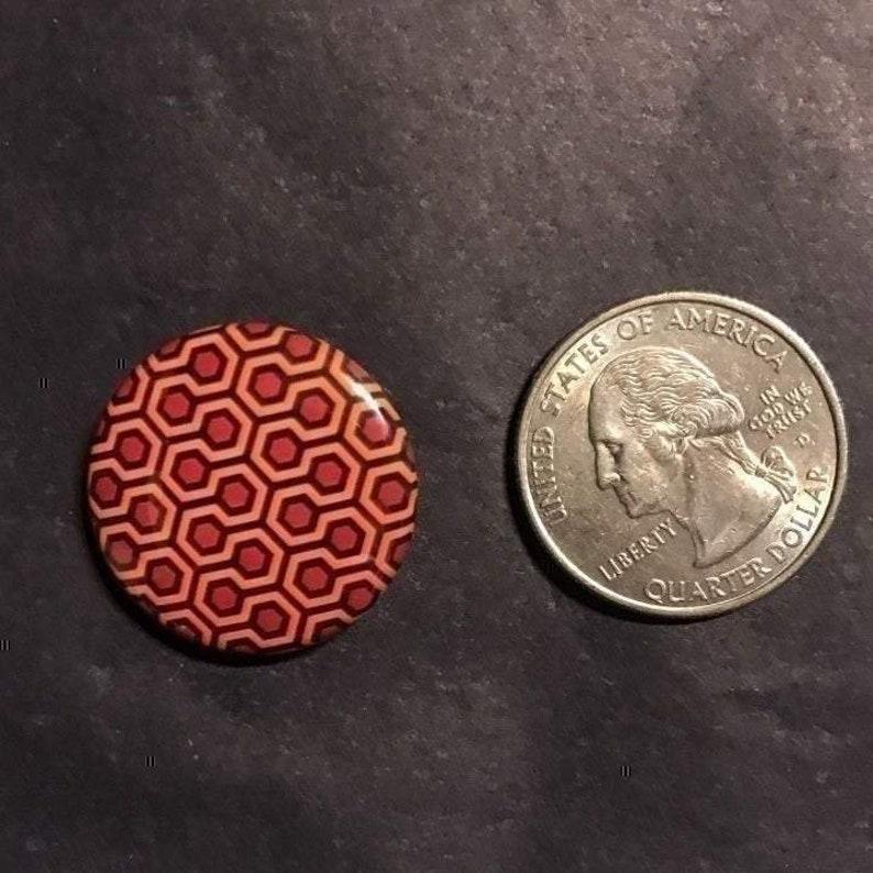 5 Pack Big Lebowski Button Badge Set
