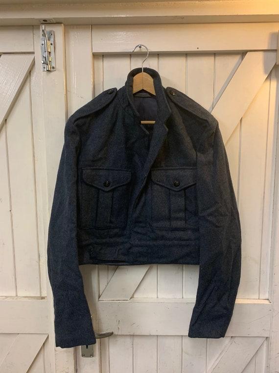 "British 1950""S RAF Battledress Jacket"