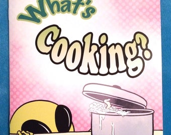 What's Cooking - comic