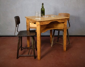 Skattisch card table old table small side table 20s
