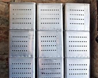 1 x Transport Crates Aluminum Box Box DDR 1.0 Dresden