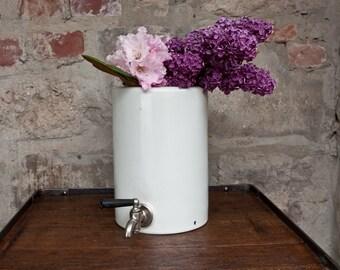 Vintage Vase Vase pot Upcycling