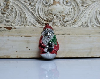 Dwarf Christmas Ball Tree Ornament Christmas Tree Ball Angel Lauscha