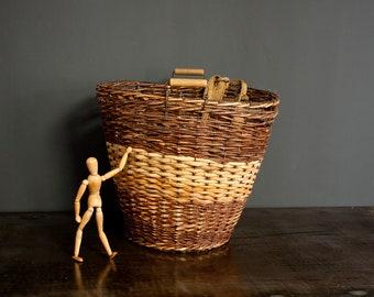 Tragekiepe 40s Carrying Basket Farm