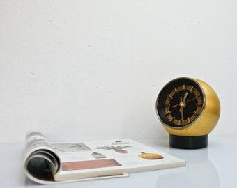 Alarm clock Weimar electron GDR cult 70s Mid Century