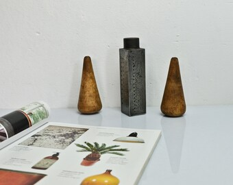 Teaching Ornaments Form Decoration Industrial Bauhaus Wooden Cone