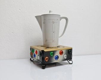 Stövchen Tea Warmer Tea Coffee 80s GDR