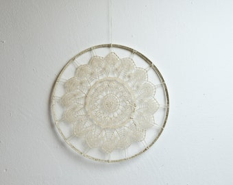 laced mural window picture window decoration 80s