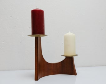 1 candle holders cult 80s DDR Design Erzgebirge Retro