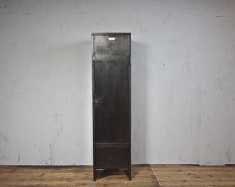1er locker cabinet wardrobe industrial industrial cabinet 40s otto child years
