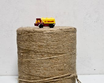 5kg hemp rope DDR Gdr Knitting cord packaging string Bindestrick