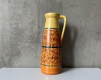 Vase Ceramic 70s Retro Vintage Danish Design GDR
