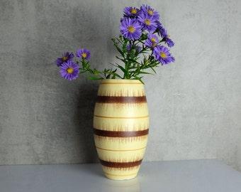 Ceramic Vase Ceramic 70s Vintage Retro GDR