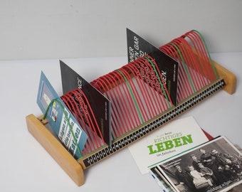 Record Holder LP Photo Holder GDR 60s Vinyl upcycling 4