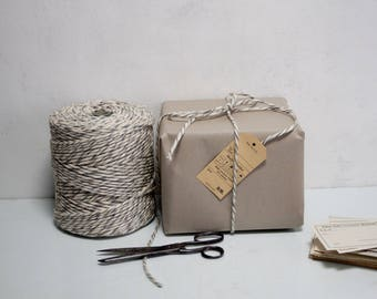 2.8kg Cord Knitting DDR Gdr Packing Cord Binding Trick Blue / White
