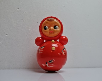 Masha standing doll chimes 80s Russian