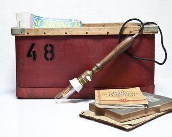small transport box Vulkanfiber box box DDR