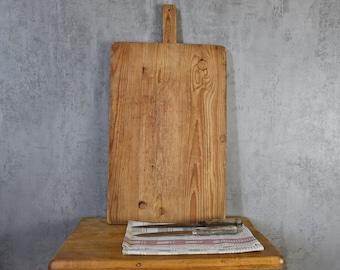 Cake Board Cutting Board Cheese Board Wooden Board Old 20s
