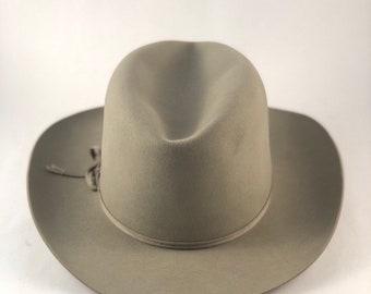 28d735b21f60b Mens Resistol Self-Conforming XXX Beaver Felt Western Cowboy Hat