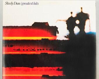 Steely Dan - Greatest Hits Album ABC Records 1978 Original Vintage Vinyl Record LP