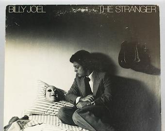 Billy Joel - The Stranger 1977 Album Columbia Records Original Vintage Vinyl Record LP