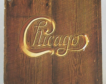 Chicago - V Album Columbia Records 1972 Original Vintage Vinyl Record LP