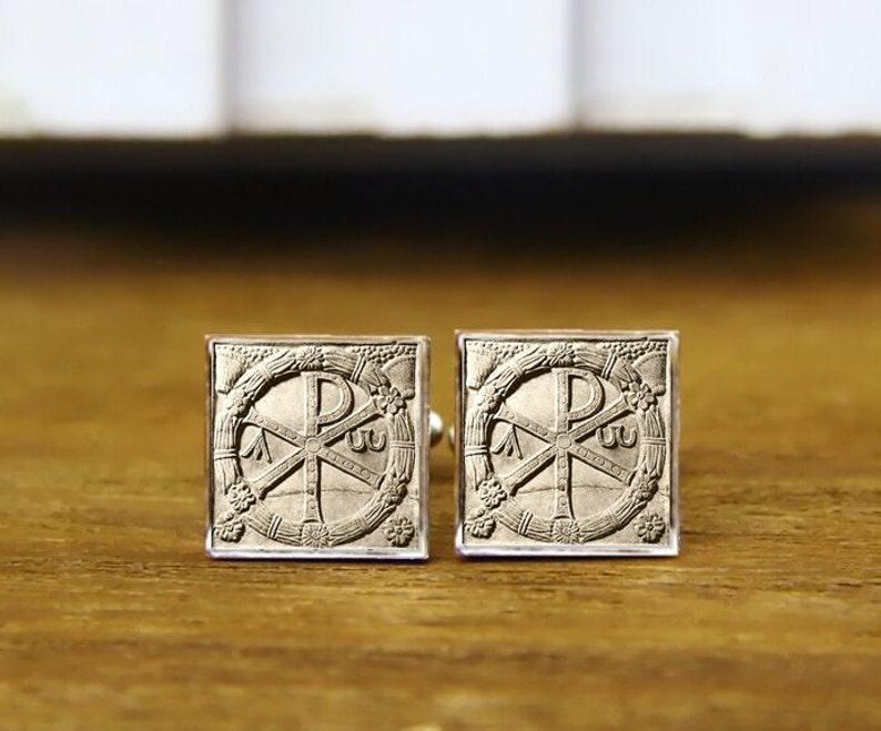 custom tetragrammaton symbol, personalized cuff links, tie tacks, religious  rites cufflinks, custom your image, offer sacrifices to gods