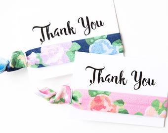 Blush Pink Roses Hair Tie Favor | Pink Floral Hair Tie Favors, Light Pink Peony Flower Floral Hair Tie Favor, Wedding Bridal Shower Favor