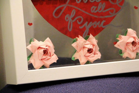How to Fold a Magic Rose Cube—A Flower in a Box Origami Puzzle ... | 380x570